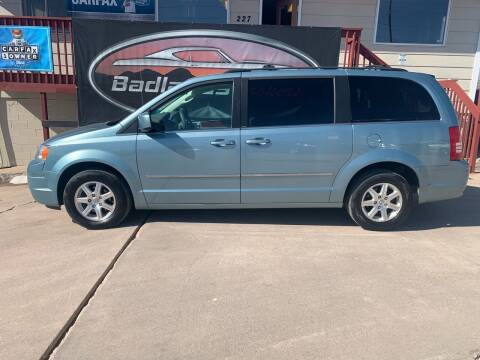 2009 Chrysler Town and Country for sale at Badlands Brokers in Rapid City SD