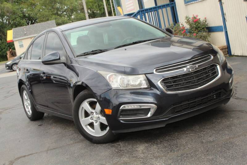2016 Chevrolet Cruze Limited for sale in Highland, IN