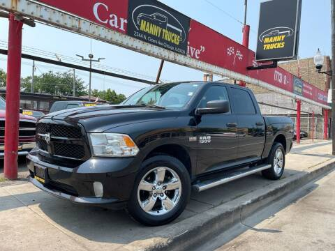 2014 RAM Ram Pickup 1500 for sale at Manny Trucks in Chicago IL