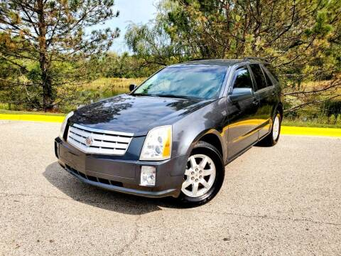 2007 Cadillac SRX for sale at Excalibur Auto Sales in Palatine IL