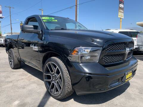 2013 RAM Ram Pickup 1500 for sale at BEST DEAL MOTORS  INC. CARS AND TRUCKS FOR SALE in Sun Valley CA