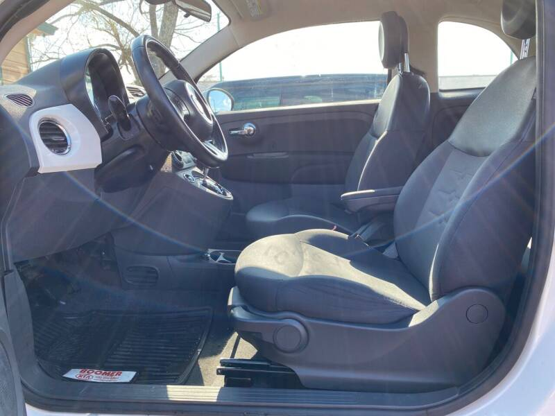 2014 FIAT 500 Pop 2dr Hatchback - Oklahoma City OK