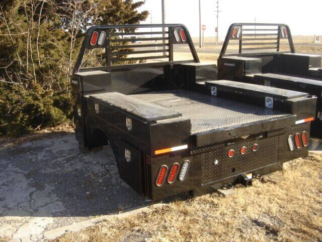 2021 PRONGHORN TRUCKBED for sale at Midwest Trailer Sales & Service in Agra KS
