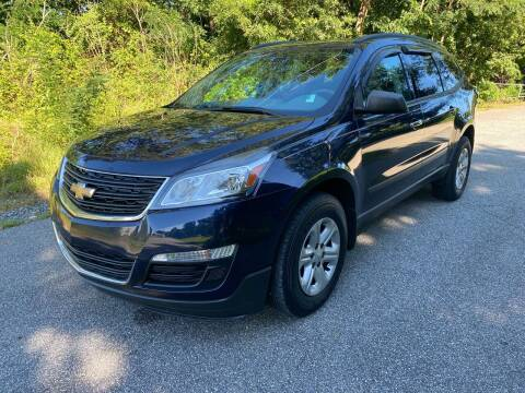 2015 Chevrolet Traverse for sale at Speed Auto Mall in Greensboro NC