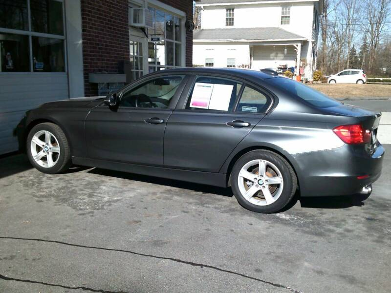 2013 BMW 3 Series for sale at ROBERT MOTORCARS in Woodbury CT
