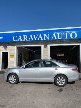2010 Toyota Camry for sale at Caravan Auto in Cranston RI