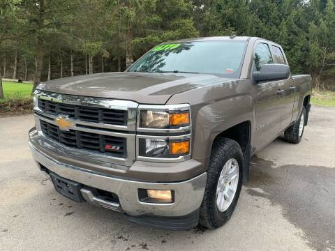 2014 Chevrolet Silverado 1500 for sale at SMS Motorsports LLC in Cortland NY