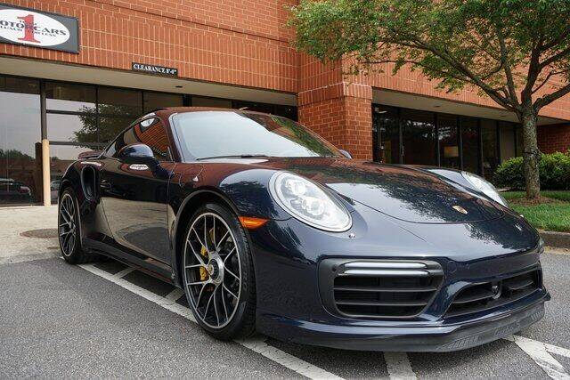 2018 Porsche 911 for sale at Team One Motorcars, LLC in Marietta GA