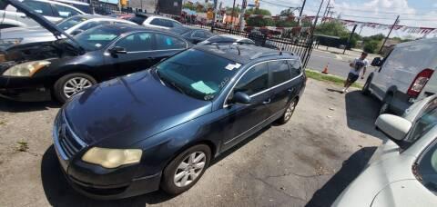2007 Volkswagen Passat for sale at C.J. AUTO SALES llc. in San Antonio TX