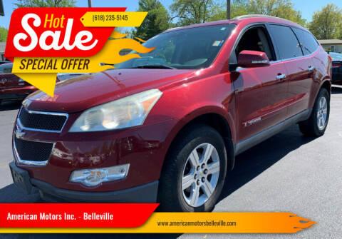2009 Chevrolet Traverse for sale at American Motors Inc. - Belleville in Belleville IL
