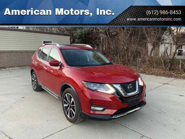 2017 Nissan Rogue for sale at American Motors, Inc. in Farmington MN