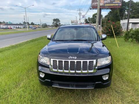 2011 Jeep Grand Cherokee for sale at Carpro Auto Sales in Chesapeake VA