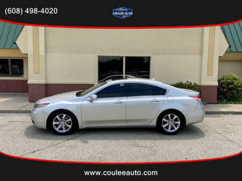 2013 Acura TL for sale at Coulee Auto in La Crosse WI
