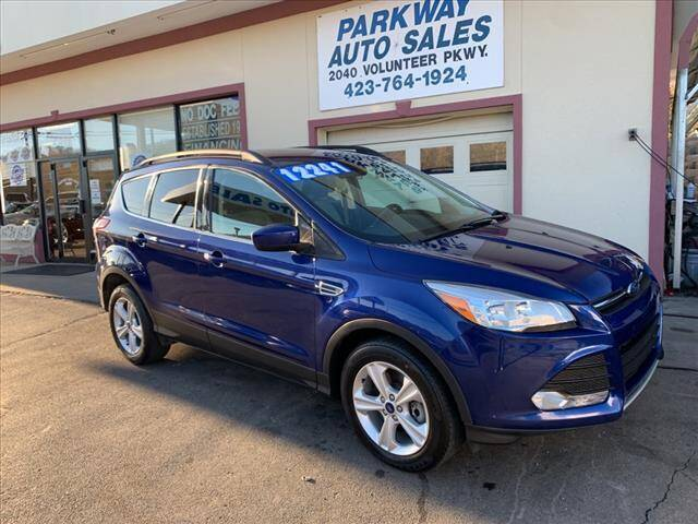 2015 Ford Escape for sale at PARKWAY AUTO SALES OF BRISTOL in Bristol TN