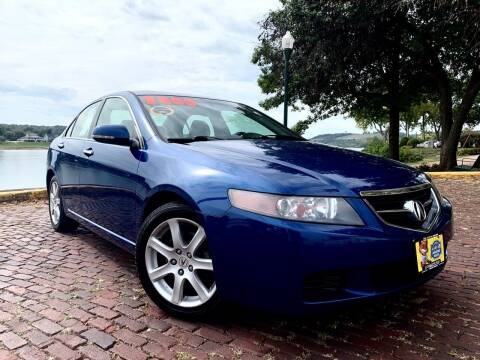 2004 Acura TSX for sale at PUTNAM AUTO SALES INC in Marietta OH