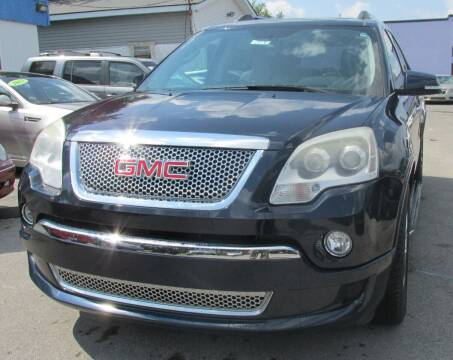 2012 GMC Acadia for sale at Express Auto Sales in Lexington KY