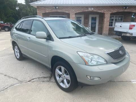 2007 Lexus RX 350 for sale at MITCHELL AUTO ACQUISITION INC. in Edgewater FL