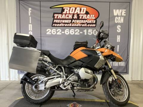 2008 BMW R 1200 GS for sale at Road Track and Trail in Big Bend WI