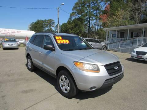 2009 Hyundai Santa Fe for sale at Auto Bella Inc. in Clayton NC
