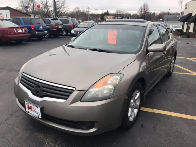 2007 Nissan Altima for sale at Miro Motors INC in Woodstock IL