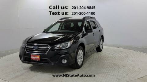 2018 Subaru Outback for sale at NJ State Auto Used Cars in Jersey City NJ