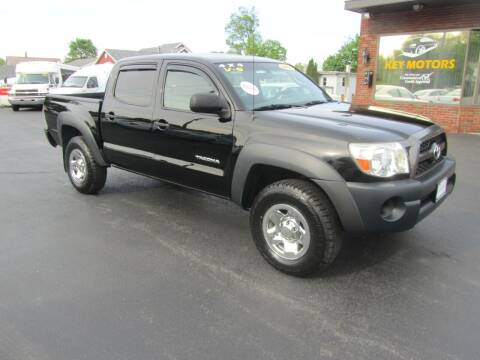 2011 Toyota Tacoma for sale at Key Motors in Mechanicville NY