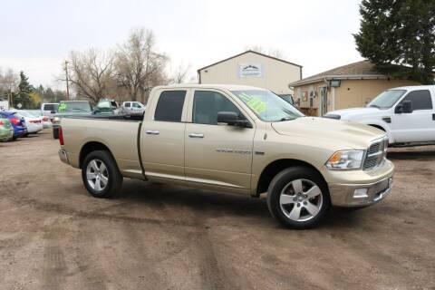 2011 RAM Ram Pickup 1500 for sale at Northern Colorado auto sales Inc in Fort Collins CO