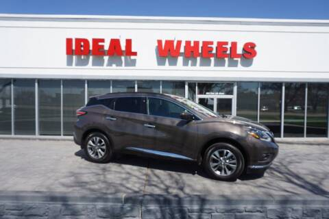 2018 Nissan Murano for sale at Ideal Wheels in Sioux City IA