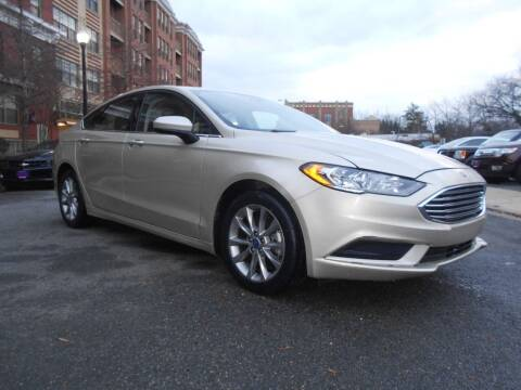 2017 Ford Fusion Hybrid for sale at H & R Auto in Arlington VA