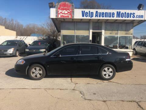 2007 Chevrolet Impala for sale at Velp Avenue Motors LLC in Green Bay WI