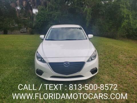 2016 Mazda MAZDA3 for sale at Florida Motocars in Tampa FL