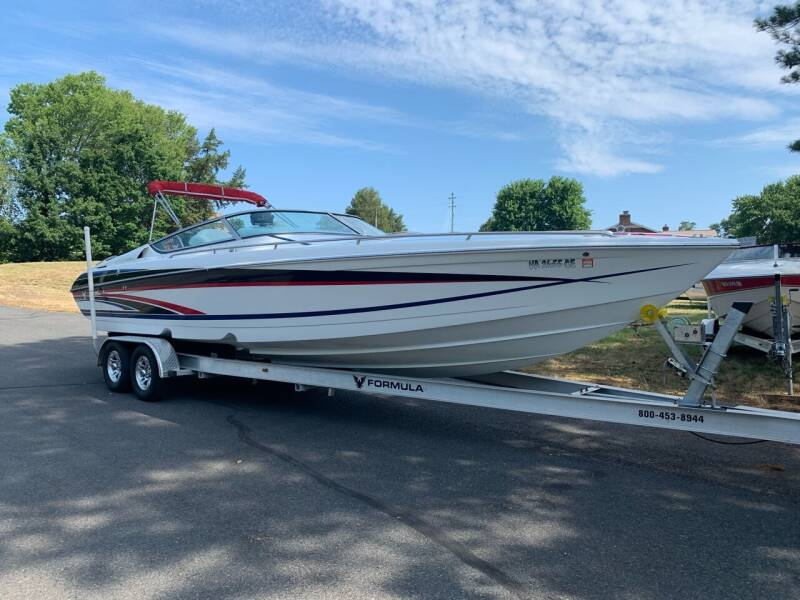 2004 Thunderbird Formula 292 Fastech for sale at Performance Boats in Spotsylvania VA