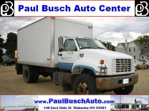 1999 Chevrolet C7500 for sale at Paul Busch Auto Center Inc in Wabasha MN