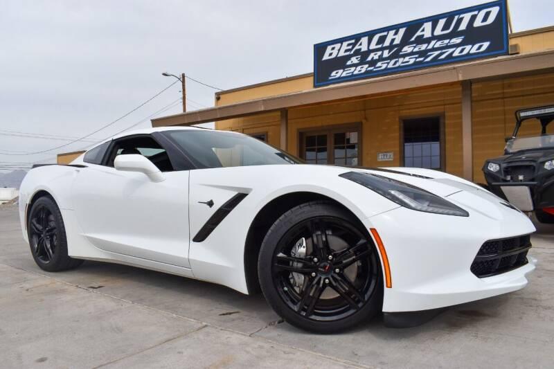 2016 Chevrolet Corvette for sale at Beach Auto and RV Sales in Lake Havasu City AZ