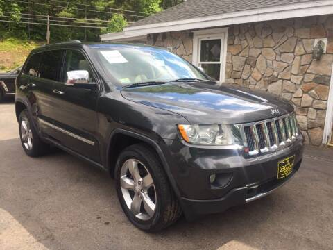 2011 Jeep Grand Cherokee for sale at Bladecki Auto in Belmont NH
