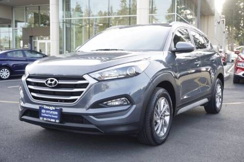 2018 Hyundai Tucson for sale at Jeremy Sells Hyundai in Edmunds WA