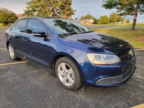 2014 Volkswagen Jetta for sale at Tremont Car Connection in Tremont IL