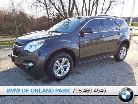 2015 Chevrolet Equinox for sale at BMW OF ORLAND PARK in Orland Park IL