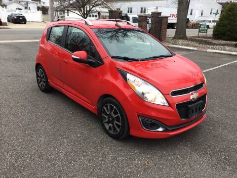 2014 Chevrolet Spark for sale at Bromax Auto Sales in South River NJ