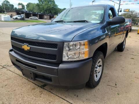 2013 Chevrolet Silverado 1500 for sale at County Seat Motors in Union MO