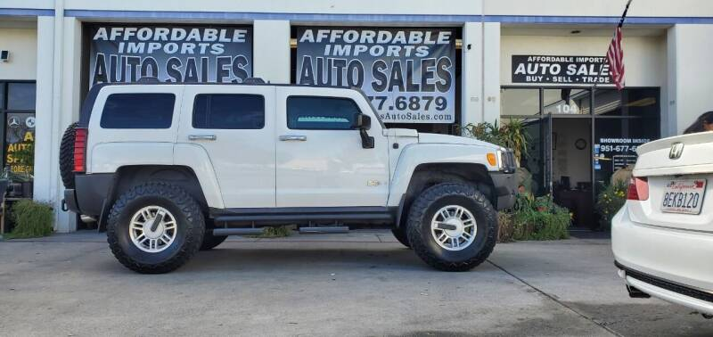 2006 HUMMER H3 for sale at Affordable Imports Auto Sales in Murrieta CA