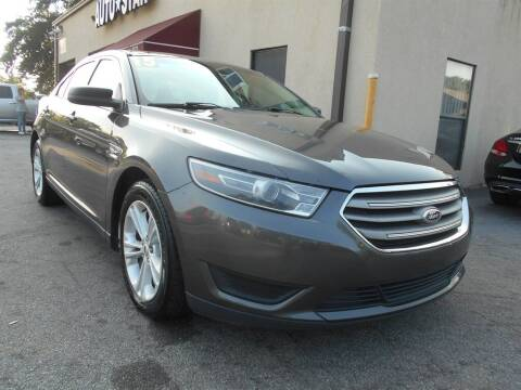 2015 Ford Taurus for sale at AutoStar Norcross in Norcross GA