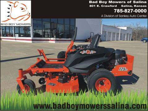 Bad Boy MZ 42  (#7130) for sale at Bad Boy Mowers Salina in Salina KS