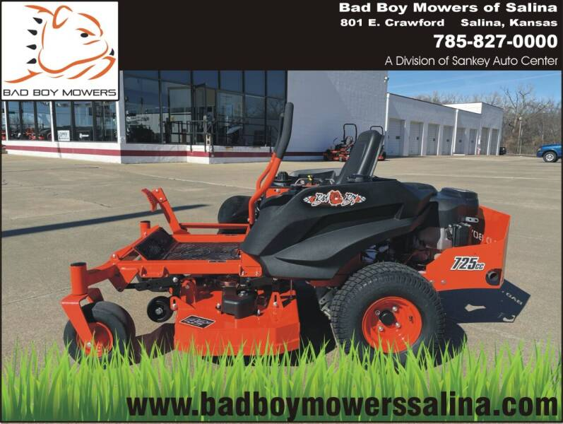 Bad Boy MZ 42  (#7131) for sale at Bad Boy Mowers Salina in Salina KS