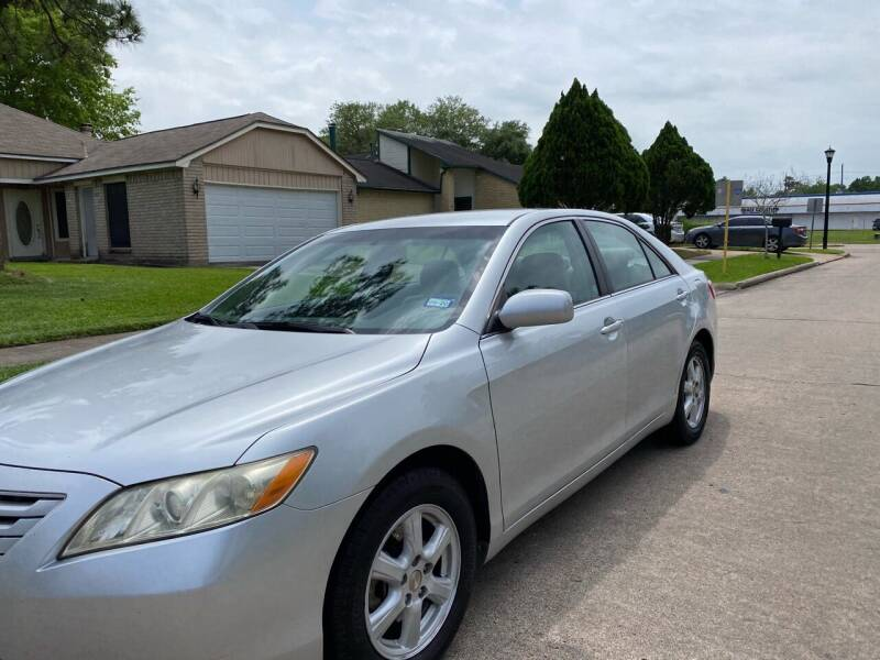 2009 Toyota Camry for sale at Demetry Automotive in Houston TX
