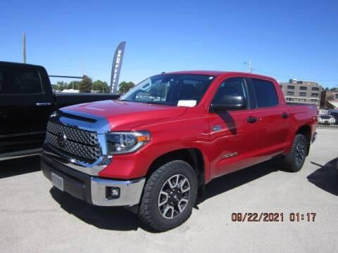 2018 Toyota Tundra for sale at Bitner Motors in Pittsburg KS