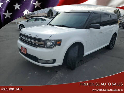 2014 Ford Flex for sale at Firehouse Auto Sales in Springville UT