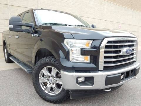 2017 Ford F-150 for sale at Altitude Auto Sales in Denver CO