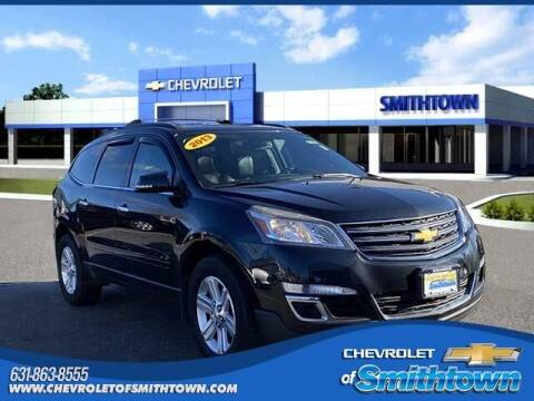 2013 Chevrolet Traverse for sale at CHEVROLET OF SMITHTOWN in Saint James NY