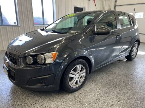 2014 Chevrolet Sonic for sale at Sand's Auto Sales in Cambridge MN